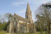 Leafield church